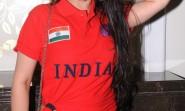 Telugu actress Charmy Kaur