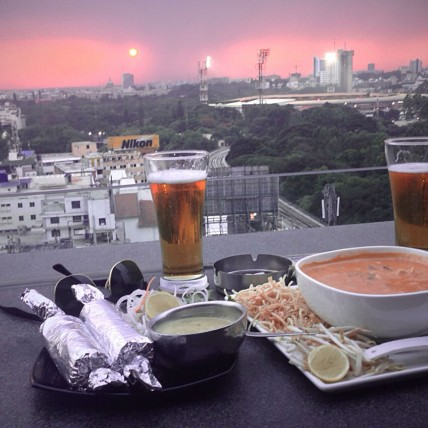 The 10 best pubs with the happiest happy hours in for 13th floor ebony bangalore restaurant