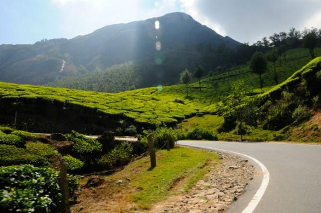On that amazing road once more. Photo Courtesy: Jessica Nambudiri
