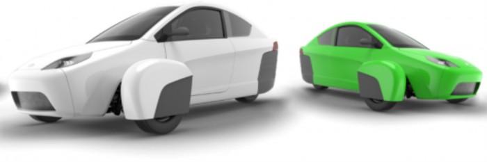 3Wheel Car