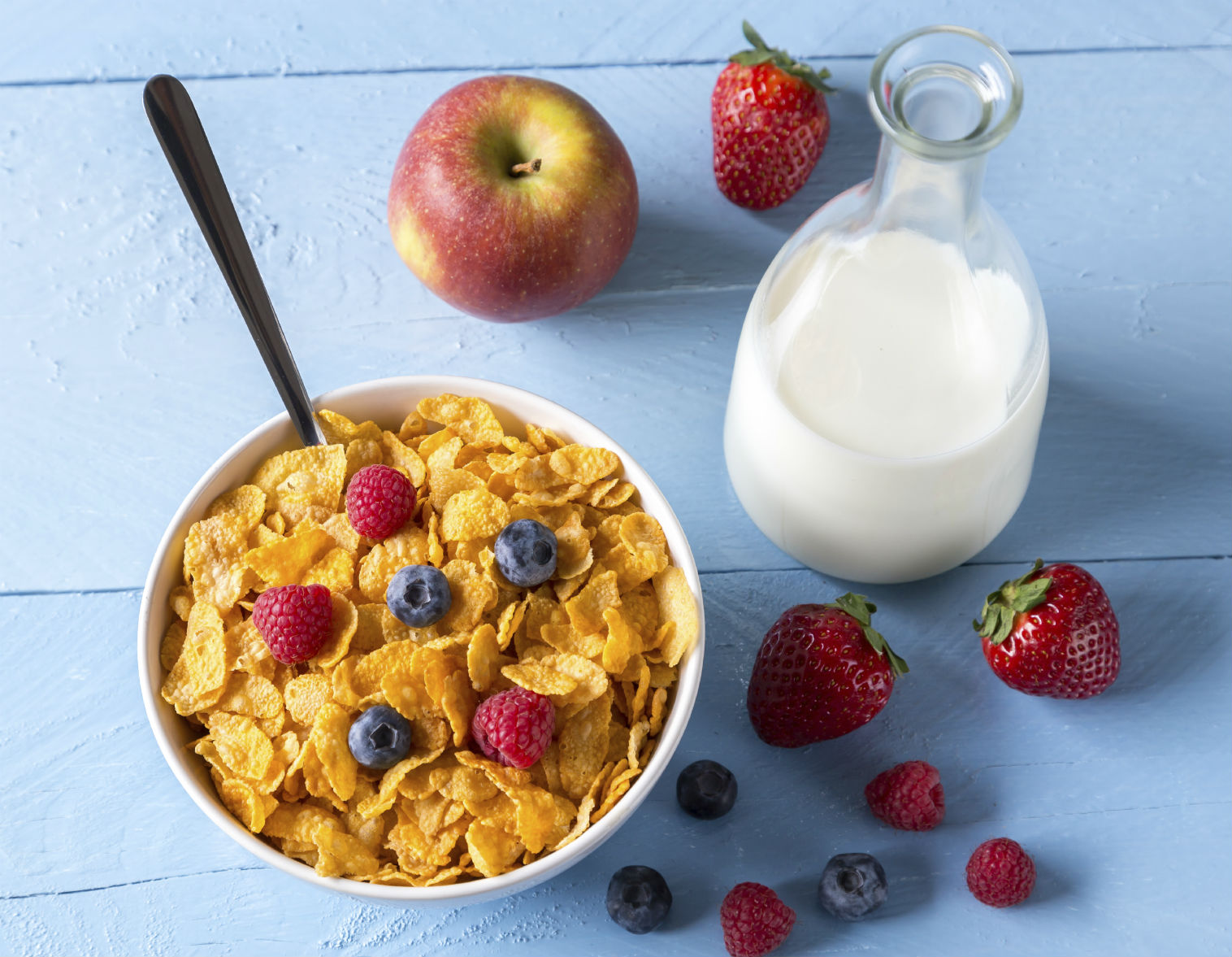 The unbalancing act of cereals