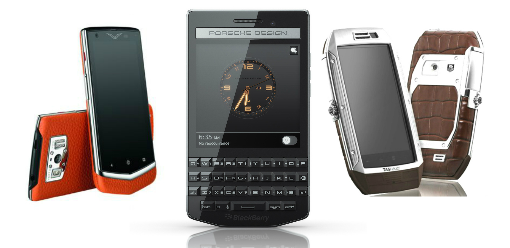 Top 10 Luxury Smartphones The Playthings Of The Uber Rich Folomojo