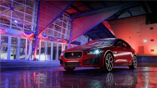 Jaguar XE - image courtesy: Jaguar