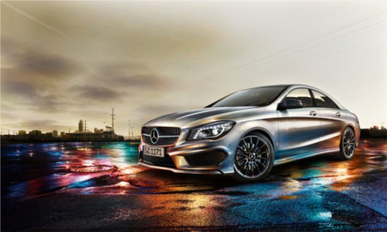 Mercedes-Benz CLA (Image courtesy: Mercedes-Benz)