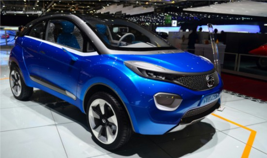 Tata Nexon - image courtesy: Indian Autos Blog