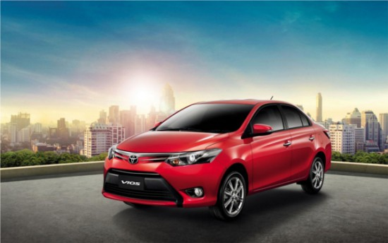 Toyota Vios - image courtesy: Team BHP