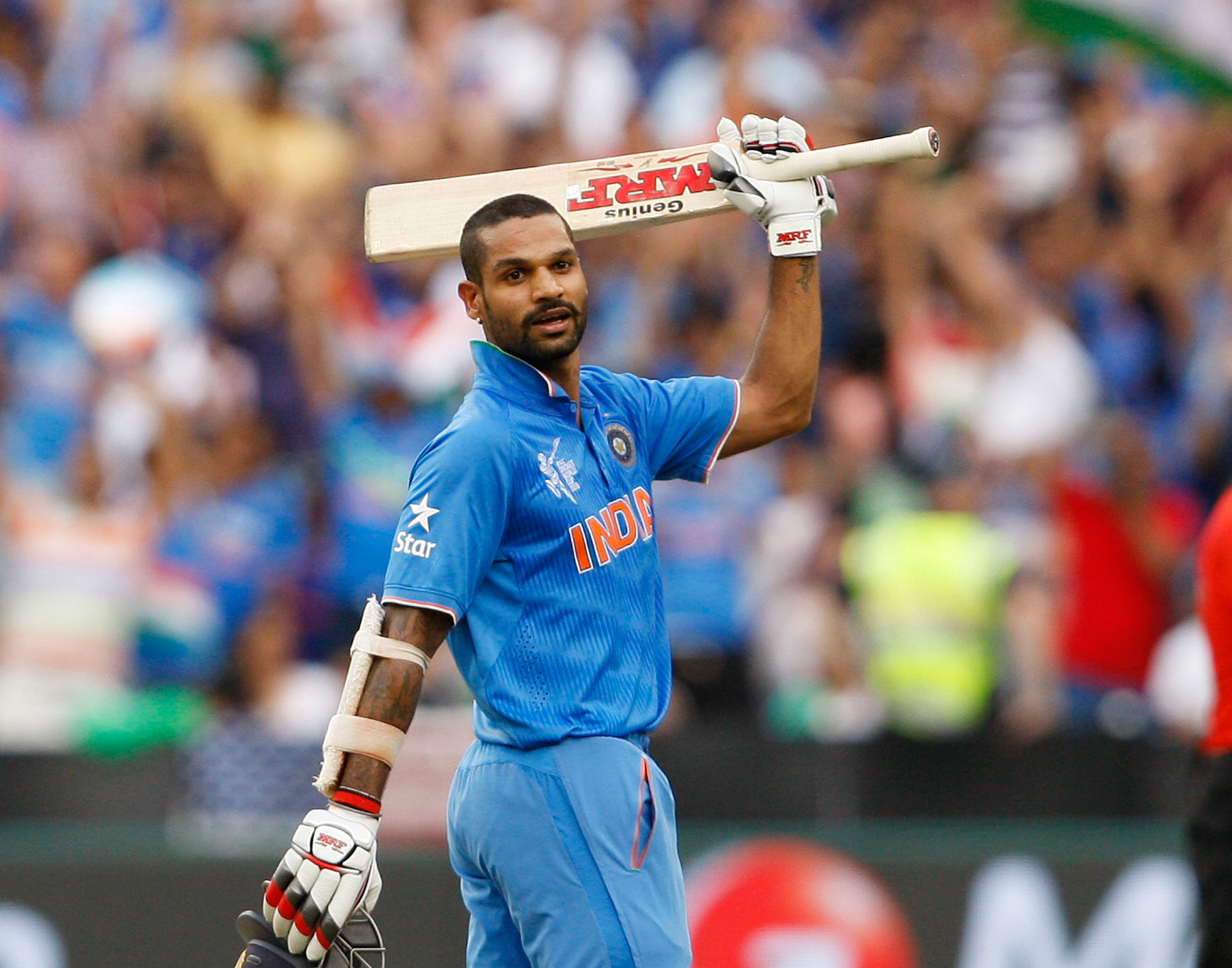 shikhar dhawan - photo #36