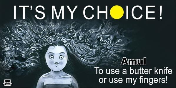 The Amul Choice