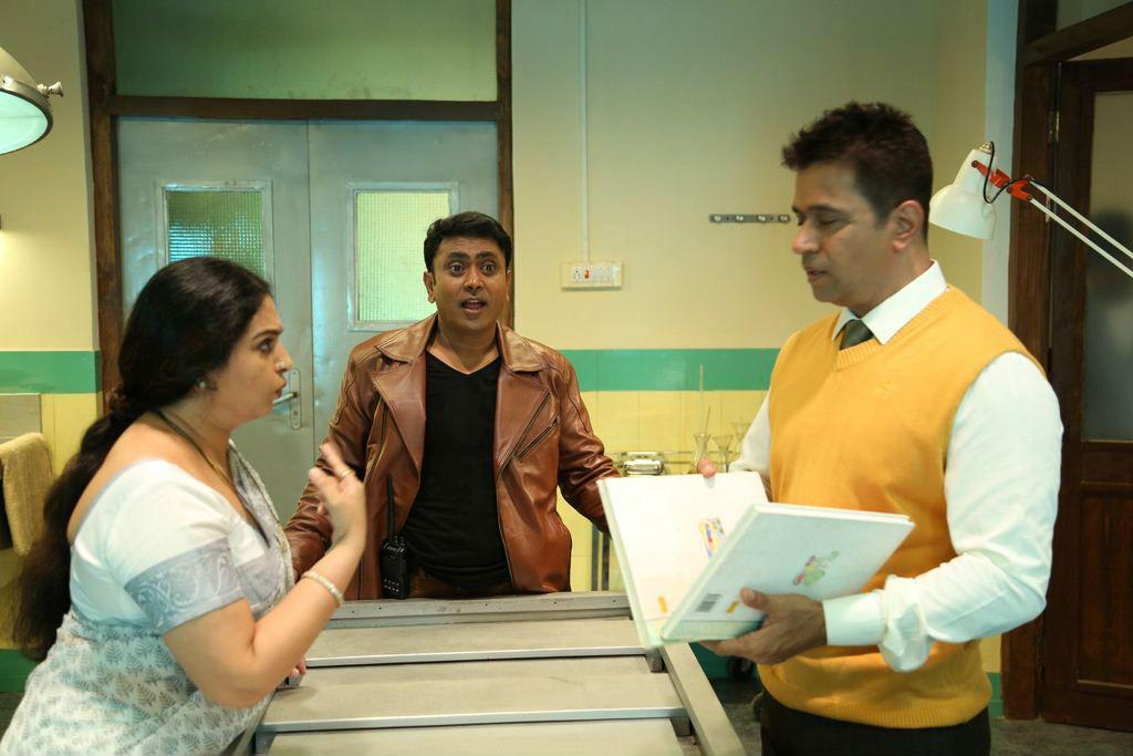 Manisha Koirala-Arjun Sarja starrer based on the life of Sunanda Pushkar?