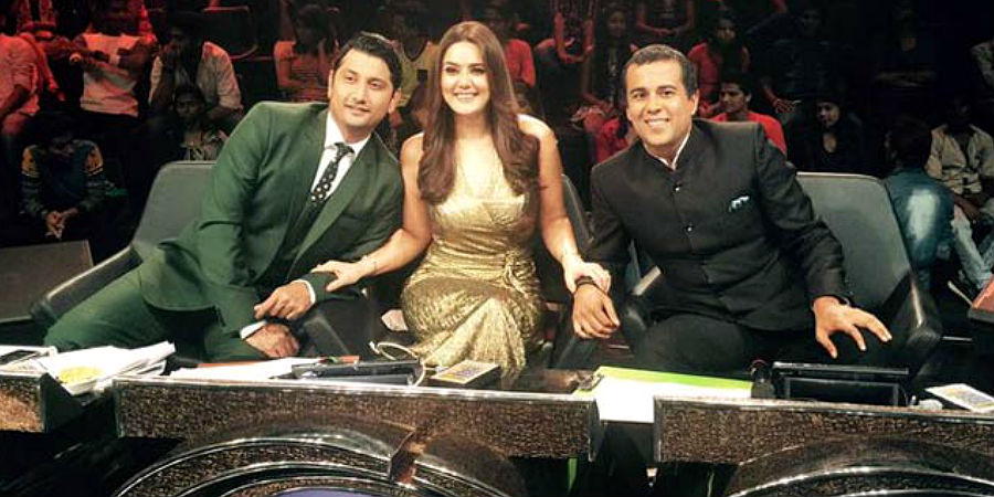 Wrong step: What the hell is Chetan Bhagat doing on Nach Baliye?