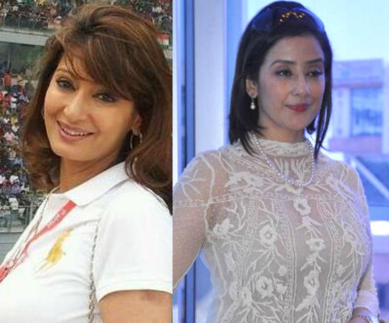 Manisha Koirala-Arjun Sarja starrer based on the life of Sunanda ...