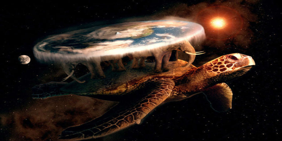 The 'World Turtle' moves again: What Indian myths tell us about earthquakes