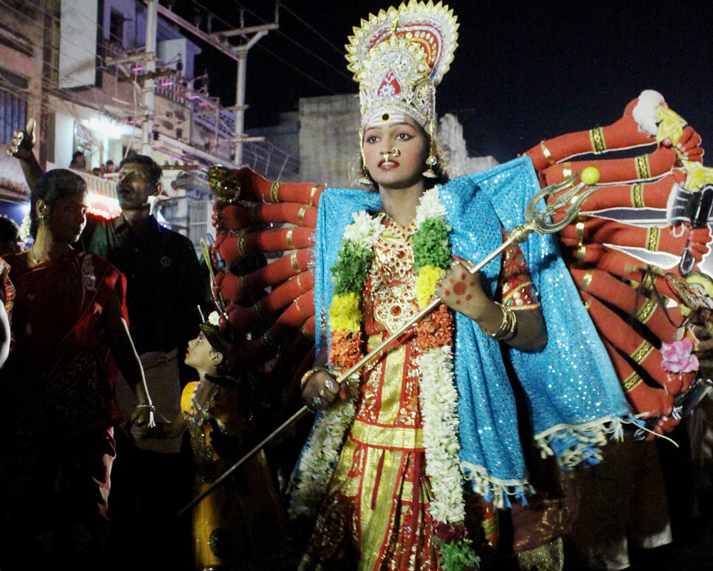 Madurai's magnificent festival: One of India's finest spectacles