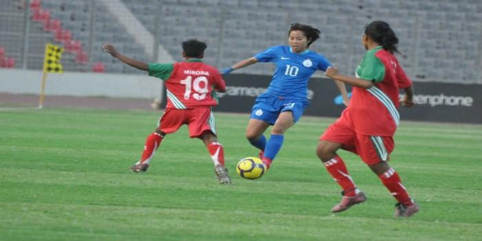 Bembem Devi Courtesy: www.sportskeeda.com