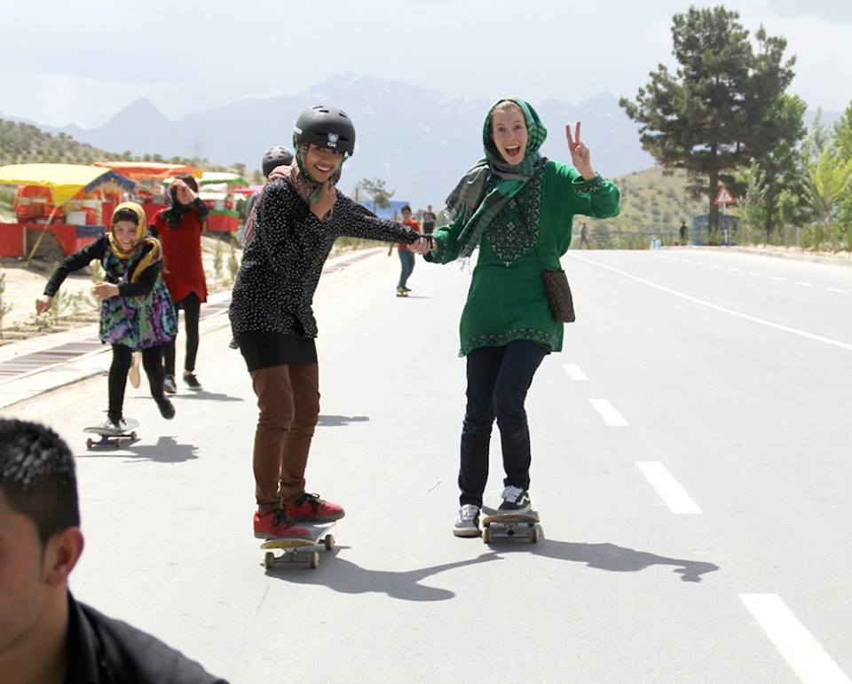 You call it skateboarding, these children call it Freedom – A story from Afghanistan