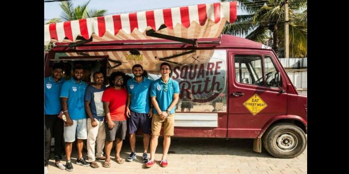 The Bangalore Food Trucking Diaries