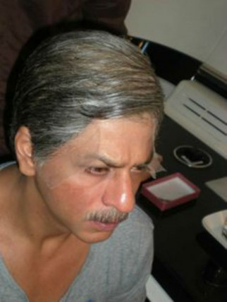 Admirable These Pictures Of A Greying And Bald Shah Rukh Khan Would Give His Hairstyles For Men Maxibearus