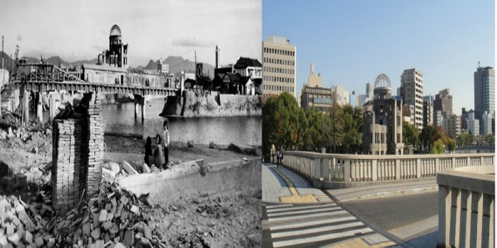 This is how Hiroshima looks 70 years after atomic bomb ...