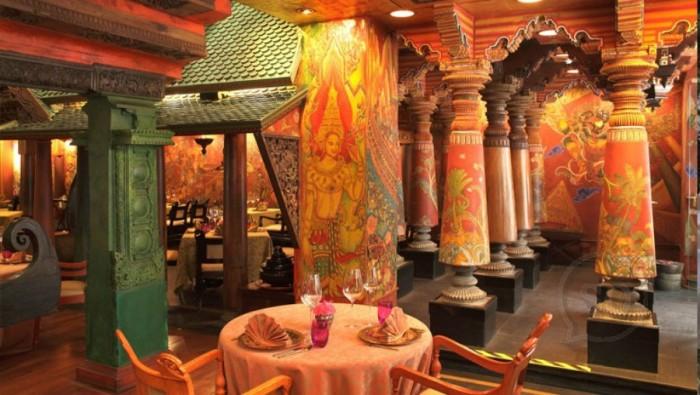 Veda Restaurant Cp Menu