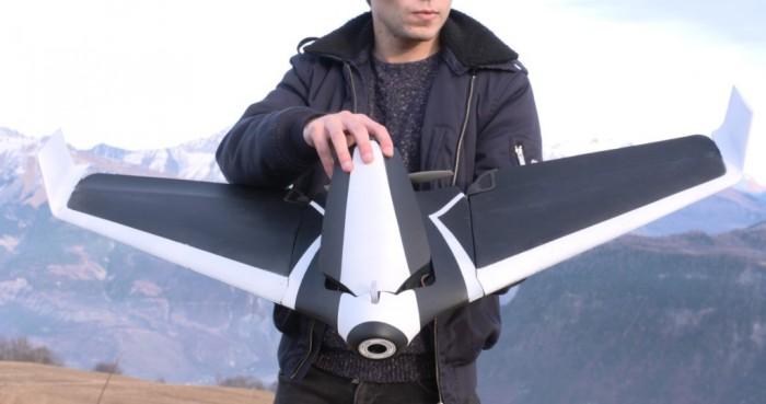 Disco Drone