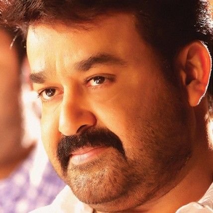 A pensive Mohanlal Image credit: facebook