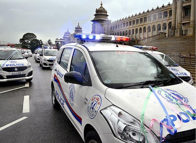 Bangalore Police Now Have Hi Tech Cars To Make Bengaluru Safer