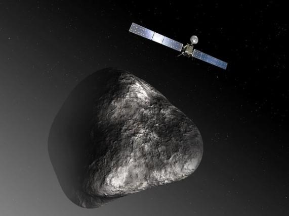 Image courtesy: ESA