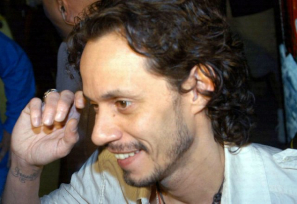 Celebrities who got rid of tattoos of their ex for Marc anthony neck tattoo