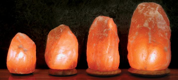 Evidence For Salt Lamps : Himalayan Salt Lamps, Do they really do what some people claim?