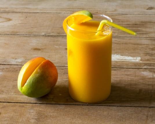 Mango Thick Shake