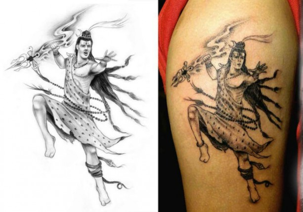 Har Har Mahadev Here S Why Shiva Is Lord Of The Tattoos